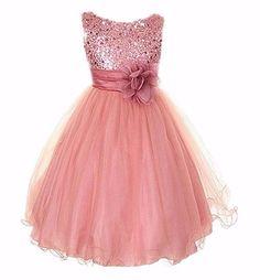 3 14yrs летнюю одежду мило девушок цветка платье блестками сетка девочка одежда…