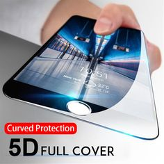 NENUKA 5D (2nd Gen 4D) Full Cover Tempered Glass For iPhone 6 6s 7 8 Plus 9H Screen Protector Film For iphone 8 Tempered Glass //Price: $9.95 & FREE Shipping //     #hashtag2