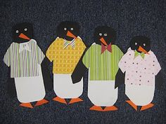 Tacky the Penguin - cute project