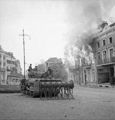 Arnhem, April 1945