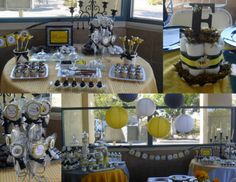 Bumble Bee Baby Shower W Free Printables