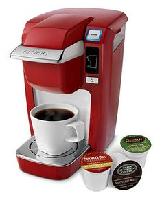 Keurig B31 Coffee Maker, Mini Brewer   Web ID: 476403