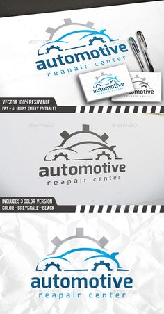 Car Repair Logo — Vector EPS #xtream sports #stand • Available here → https://graphicriver.net/item/car-repair-logo/12491773?ref=pxcr