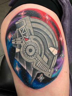 Helmet Tattoo, Tattoo Background, Neo Traditional, Porsche Logo, Tattoo Photos, Tattoos, Style, Swag, Tatuajes