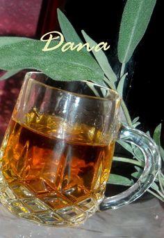 Danina kuhinja: Sirup od žalfije za kašalj