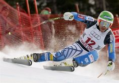 Bode Miller. I met him during the 2002 WINTER OLYMPICS in Park City. He is a nice guy.