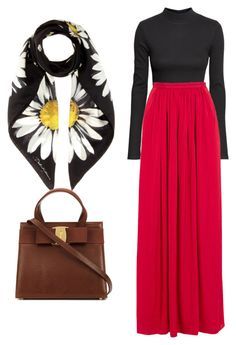"""""""daisy"""" by sameeha4798 on Polyvore featuring H&M, Needle & Thread, Dolce&Gabbana, women's clothing, women's fashion, women, female, woman, misses and juniors"""