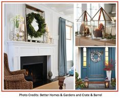 Yes, you CAN have a winter listing that is warm and attractive.  Tips for staging when selling during the holiday season... http://gailcorcoran.realtor #sellingahome