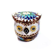 My vintage owl box