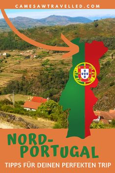 All meine Tipps für einen perfekten Trip in den Norden Portugals. Noch nördlicher als Porto geht nicht? Denkste! Komm mit mir und lass dich in den Minho entführen, eine zauberhafte Gegend mit viel Kultur und Geschichte! #nordportugal #roadtrip #mino #reisevorbereitung Algarve, Portugal, Roadtrip, Paintball, Minho, Glamping, German, Mountains, Nature