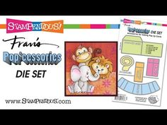 Fran's Pop'cessories Die Set (4012425)