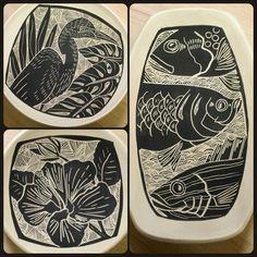 Resultado de imagen para ceramica esgrafiada