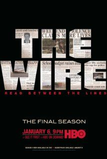 The Wire was an HBO original series, but I watched them all on DVD.  Exciting series that reminds me of Memphis.