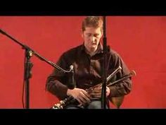 Tiarnan Ó Duinnchinn -   Uilleann Pipes ... If I could learn to play like this I could die happy!