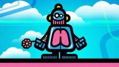 Rage Against the Haze's - Ragebot Illustration