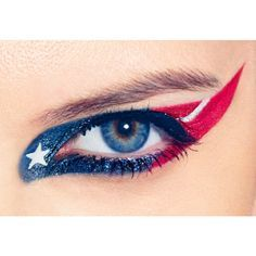 Glam up for game day with COVERGIRL eye makeup in New England Patriots colors. Get step by step instructions to create a New England Patriots makeup look.