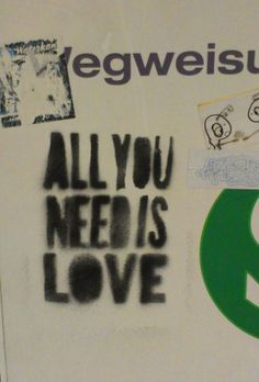 All You Need Is #Love