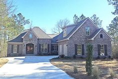 3 Bed French Country with Bonus Expansion - 51732HZ   1st Floor Master Suite, Bonus Room, Butler Walk-in Pantry, CAD Available, Den-Office-Library-Study, European, French Country, Metric, PDF, Photo Gallery, Split Bedrooms   Architectural Designs