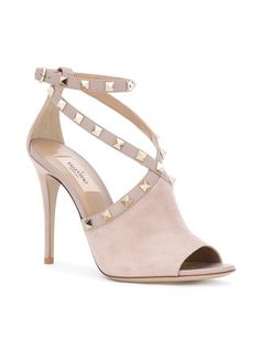 a2775d046b7c Aquazzura  Wild Thing  sandals (1 445 AUD) ❤ liked on Polyvore featuring  shoes
