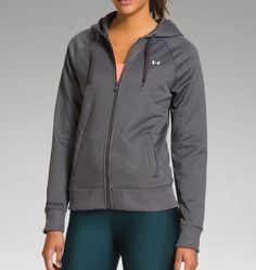 Women's UA Armour® Fleece Full Zip Hoodie