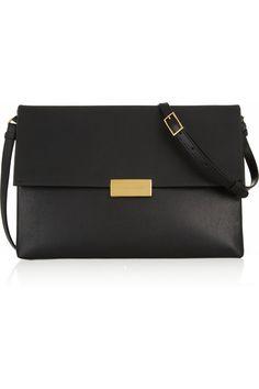 Stella McCartney Beckett faux leather shoulder bag NET-A-PORTER.COM