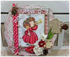 "Beascrapbooking: RETO ""CRAFTY SENTIMENTS DESIGNS"": ""ANYTHING GOES"""
