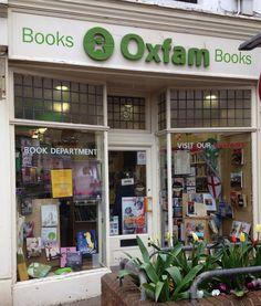 Not quite the deal I'd expected. Oxfam Bookshop, Deal, Kent