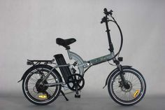 Green Bike USA GB500 Folding Electric Bike - Electric Commuter Bike