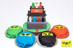 Lego Ninjago cakes Lego Ninjago Cake, Ninjago Party, Lego Cake