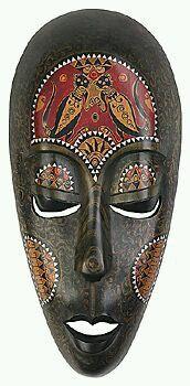 Resultado de imagen para mascaras africanas