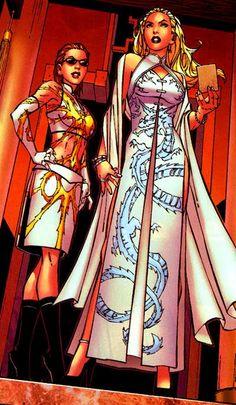 Saturnyne (Opal Luna Saturnyne) | Marvel-Microheroes Wiki | Fandom ...