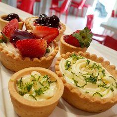 WEBSTA @ doce_e_arte - Venham se deliciar com nossas deliciosas tarteletes. Vêm!Hoje até às 20hRua Rio Grande do Norte esquina com a Hermes da Fonseca no JuçaraTel 98190-7525 /99150-2562#vempradoceeartecafé #vemserfeliz #doceeartecafé #doceearte #doceria #doçaria #confeitaria #café #patisserie #gourmet #imperatriz #maranhão #delíciasdoceearte #delícias #doçuras #docices #deliciosidades