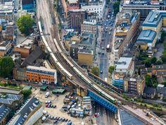Лондон с высоты птичьего полета « FotoRelax