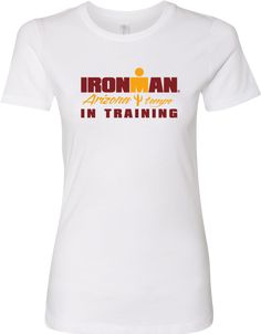 IRONMAN Arizona Women's In-Training Tee
