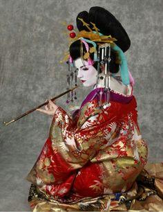 Geisha Dragon Lady
