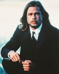 Brad Pitt-Legends of the Fall  Only if he looks like this