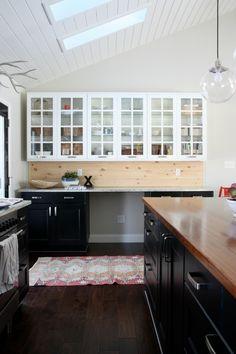 Kitchen Desk Backsplash House*Tweaking