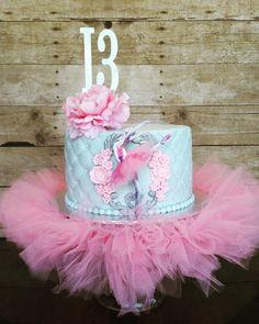 Ballerina birthday cake [Pro/Chef]