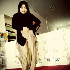 Aladin pants.. nynha style
