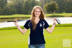 golf+senior+Picture+Ideas+For+Girls   Photography ~ Macomb Dakota High School ~ Creative Michigan Senior ...