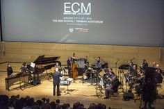 My full report of the unprecedented two-night ECM concert event as part of New York City's 2016 Winter Jazzfest is now available over at All About Jazz. (Photo credit: Ed Berger) All About Jazz, 2016 Winter, The New School, Auditorium, Photo Credit, New York City, Nyc, Night, Live