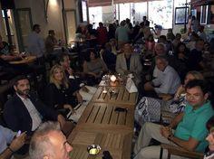 Η Πρόεδρος του ΠΑΣΟΚ και επικεφαλής της Δημοκρατικής Συμπαράταξης Φώφη Γεννηματά, στα πλαίσια διήμερης επίσκεψής της στην ευρύτερη περιοχή, επισκέφθηκε το Σάββατο 16/09/2017 την πόλη της Λευκάδας. Στο πλαίσιο της επίσκεψης αυτής είχε συνάντηση με τα μέλη της Νομαρχιακής Επιτροπής στο ξενοδοχείο Ionian Star. Αντικείμενο της συζήτησης αποτέλεσε μια σειρά από ζητήματα που απασχολούν το …