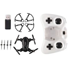 Cobra Rc Toys Folding Pocket Drone With Camera