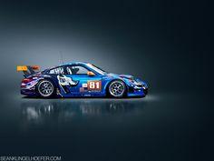 Flying Lizard 2011 Porsche GT3 RSR