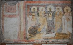 Svelata la 'Madonna' bizantina a Santa Sabina