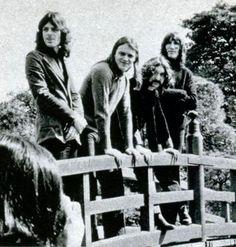 Rick Wright, Roger Waters, David Gilmour, Nick Mason | Pink Floyd