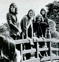 Rick Wright, Roger Waters, David Gilmour, Nick Mason | Pink Floyd