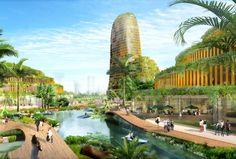 Shenzhen Jungle Plaza, China