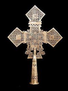 Ethiopian cross.