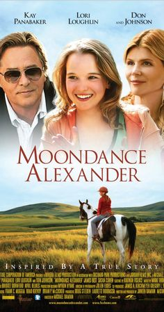 Directed by Michael Damian. With Kay Panabaker, Don Johnson, Lori Loughlin, James Best. The curiously named, Moondance Alexander is a spirited teen living with her eccentric mother. She is faced with another uneventful summer until she discovers a lost pinto pony named Checkers who has jumped out of his paddock. Although Moondance returns the horse to his rightful owner, the gruff and mysterious Dante Longpre, she is convinced that Checkers is a champion jumper in disguise and is ...